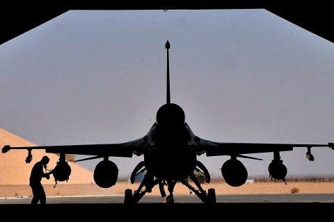 125 Expeditionary Fighter Wing Airmen deploy to Iraq