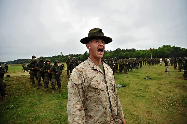 Making A Marine