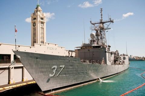 USS Cromelin