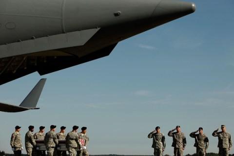 military-death-2009