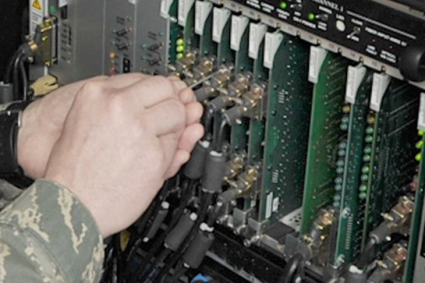 Europe's communication needs keep 1st CBCS Airmen busy