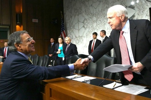 Panetta And Mullen Testify On Senate Hearing On Afghanistan And Iraq
