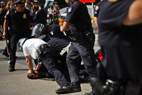 Occupy Wall Street, One Year Later: Protesters Return to the Movement's Roots