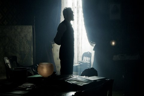 """Daniel Day Lewis stars as President Abraham Lincoln in """"Lincoln"""" directed by Steven Spielberg"""