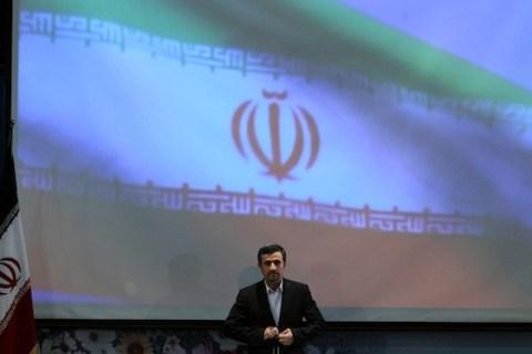 IRAN-NUCLEAR-POLITICS-AHMADINEJAD
