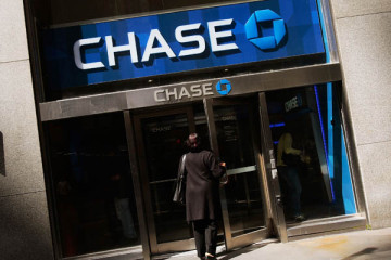 Several U.S. banks, including Chase, are waiving fees for residents in the path of Hurricane Sandy.