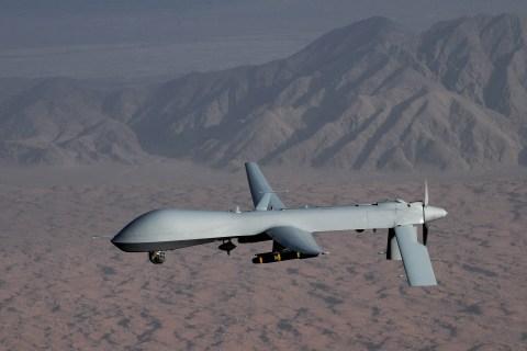 ISR operations:  Eye in the sky