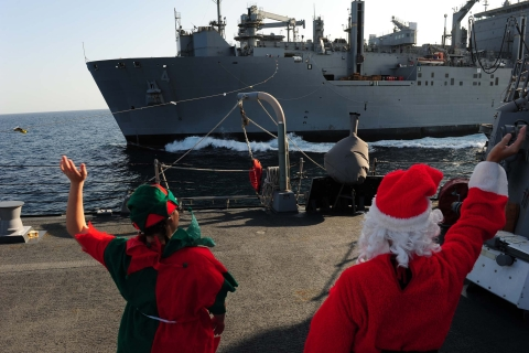 USS PINCKNEY (DDG 91) 2011 DEPLOYMENT