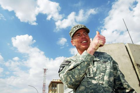 US Top Commander in Iraq General David H