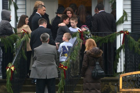 Jack Pinto funeral