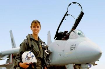 Carey Lohrenz-Female Fighter Pilot-pioneer-inspirational speaker