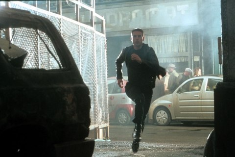 Tom Cruise In 'Minority Report'