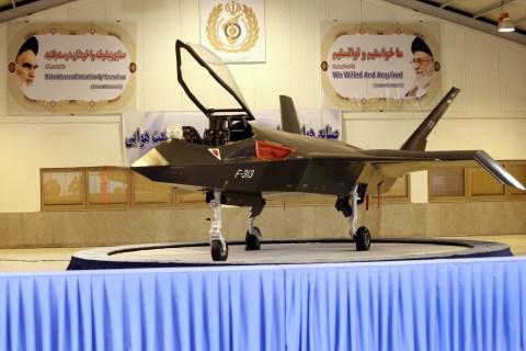 IRAN-MILITARY-AVIATION
