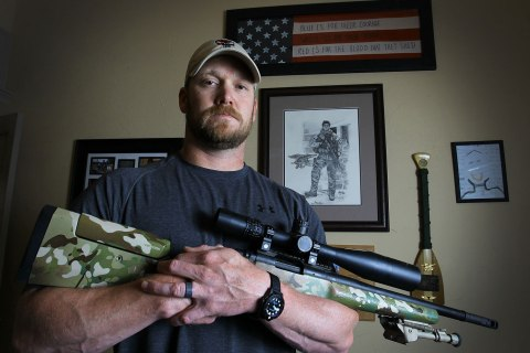 Chris Kyle, retired Navy SEAL killed in Texas
