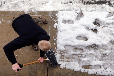 Chicago and Midwest Pummeled with Snow...Again