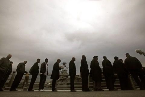 Department Of Labor Hosts Job Fair For Veterans At U.S.S. Intrepid