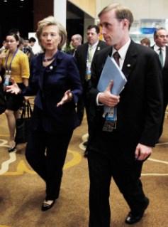 Hillary Clinton, Jake Sullivan