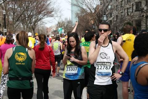 Multiple People Injured After Explosions Near Finish Line at Boston Marathon