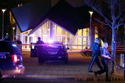 Police Manhunt in Watertown