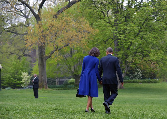 Obama Attends Vigil for Boston Marathon Bombing Victims