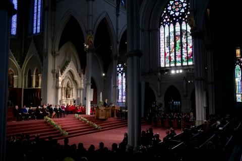 Holy Cross in Boston