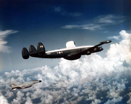 Lockheed_EC-121M_with_F-4B