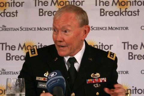 Gen. Dempsey 2