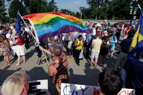 Supreme Victory: Gay Marriage Decisions Spark Celebration