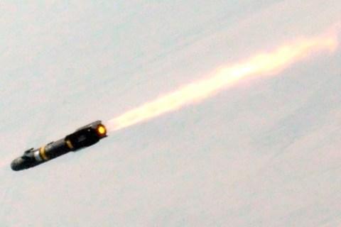 Iraqi airmen demonstrate operational capabilities in Hellfire exercise