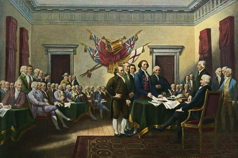 Declaration of Independence -
