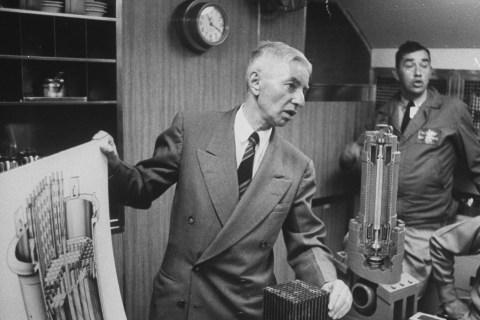 Hyman G. Rickover;Eugene P. Wilkinson