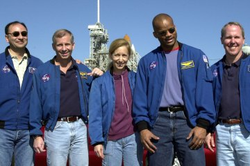 Atlantis STS-98 Mission