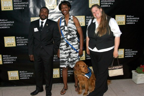 IAVA's Third Annual Heroes Celebration - Arrivals