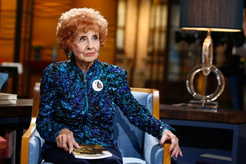 """Elinor Otto appears on NBC News' """"Today Show."""""""