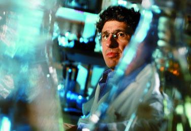 Scientist Michele Pagano
