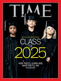 TIME Magazine Cover, October 7, 2013