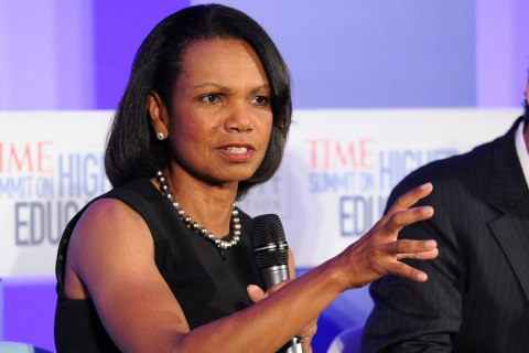 Condoleezza Rice - Education summit day 1
