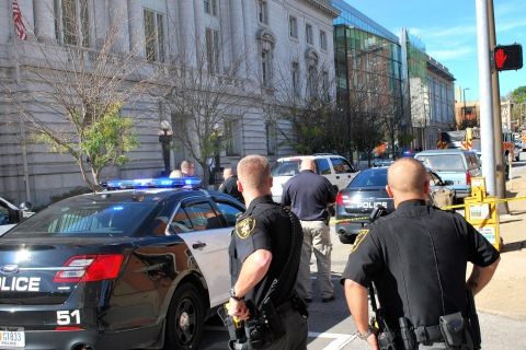 Federal Courthouse Shooting