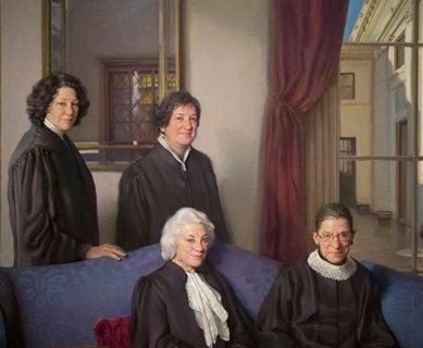 Scotus Women Portrait