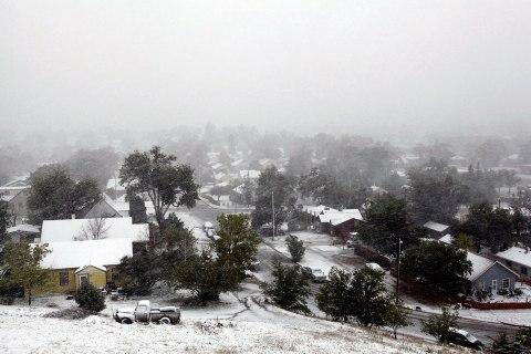SD Snow