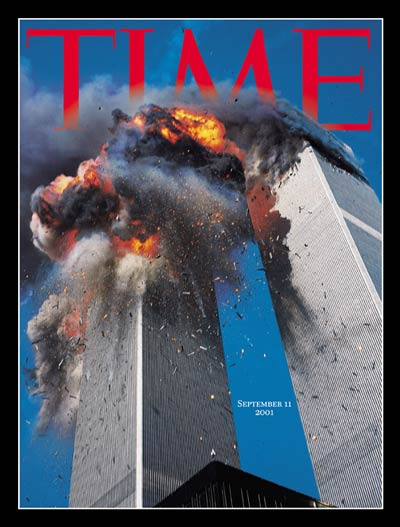 Time 9/11 Commemorative Issue