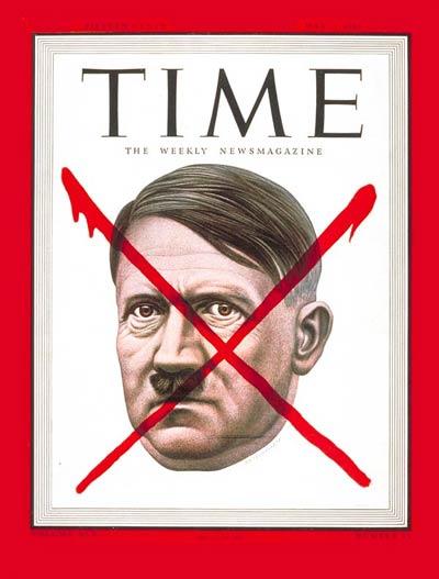 Time Magazine Hitler