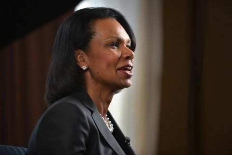 Former Secretary of State Condoleezza Rice Interview
