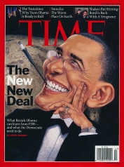 Time Magazine The New New Deal