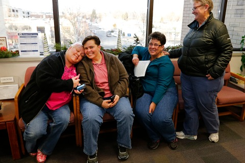 Federal Judge Rules Utah's Ban On Gay Marriage Unconstitutional