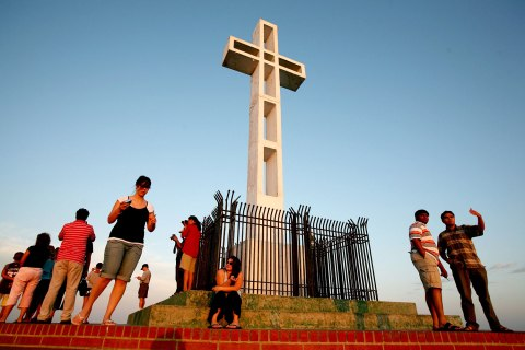 High Court Intervenes In Dispute Over San Diego Cross