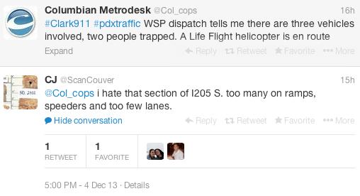 tweet car accident death 1