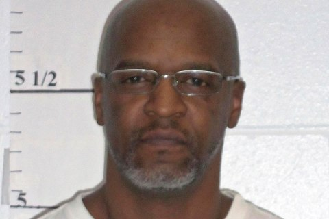 Convicted killer Michael Taylor is shown in this Missouri Department of Corrections photo