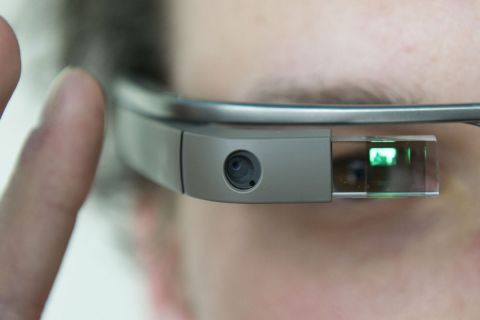 Google Glass 1280X720