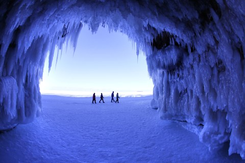 Ice Caves Photo Gallery